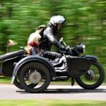 Senas-motociklas